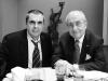 Claudio Mollo e Gualtiero Marchesi
