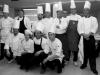 Gruppo di Chef serata del Re Nudo - Lido di Camaiore - Una Hotel Versilia